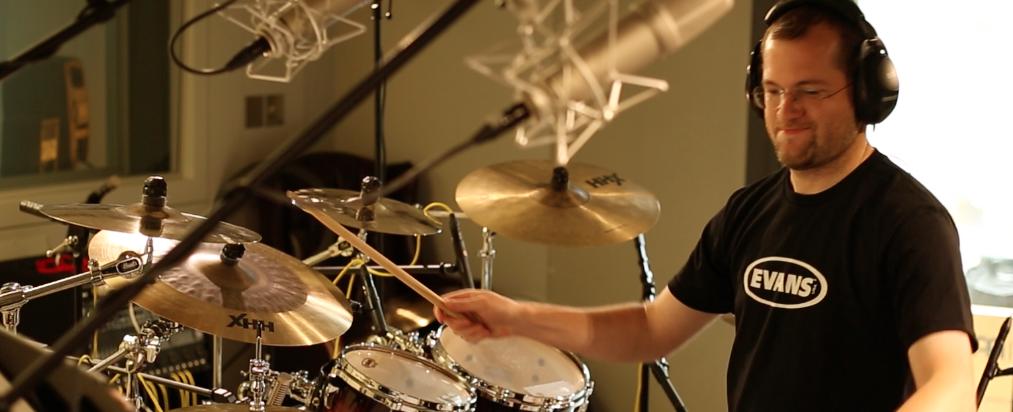 New Piece: Legerdemain for multi-percussion solo
